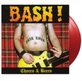 BASH! - Cheers & Beers Lp +A3 Poster