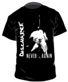 Discharge - Never Again T-Shirt