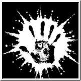 Septic Death - Hand Poketprint  T-Shirt