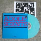Adolescents - s/t Lp (farbig!)