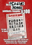Plastic Bomb #100 Werbeposter