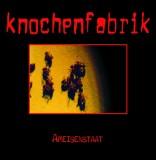 Knochenfabrik - Ameisenstaat Lp (20 Jahre Geburtstagsedition/farbig)