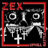 ZEX - Uphill Battle Lp (lim./white vinyl)