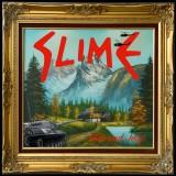Slime - Hier und Jetzt 2xLp (180g, weißes Vinyl) + CD