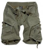 Vintage Classic Shorts oliv XL