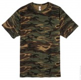 Camouflage Shirt green