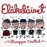 Eläkeläiset - Humppa United 2x col. Lp