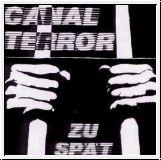 Canalterror - Zu spät Lp
