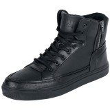 Zipper High Top Shoe 43