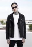 Terry Biker Jacket