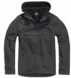 Windbreaker Jacke schwarz