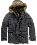 Vintage Explorer Jacket schwarz