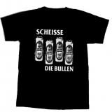 ScheisseDieBullen - Bierdosen TShirt XL