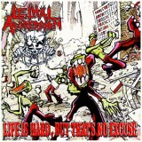 Lethal Aggression - Life Is Hard, But Thats No Excuse Lp (Klappcover)