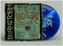 Brainstorm - Only The Dead See... Lp (farbig!)