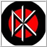 Dead Kennedys (DK) - Button