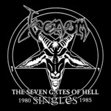 Venom - The Seven Gates Of Hell: The Singles 2xLp (farbig)