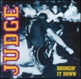 Judge - Bringin It Down Lp+MP3 (farbig)