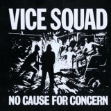 Vice Squad - No Cause For Concern Lp