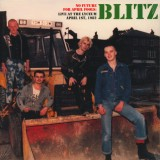 Blitz - No Future For April Fools: Live At The Lyceum... Lp