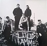 Bloody Hammer - s/t Lp (farbig)