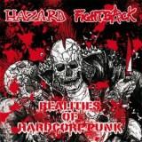 Fightback / Hazard - Realities of Hardcore Punk Lp