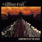 Leftöver Crack - Constructs Of The State Lp + MP3