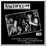 Schleim-Keim - Nichts gewonnen, nichts verloren Vol.1 CD