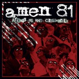 Amen 81 - Attack Of The Chemtrails Lp+MP3