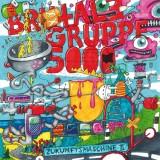Brutale Gruppe 5000 - Zukunftsmaschine II Lp+MP3