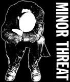 Minor threat - 1st Single Aufnäher