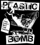 Plastic Bomb - you cant buy the truth Aufnäher