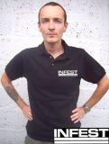 Infest - Poloshirt