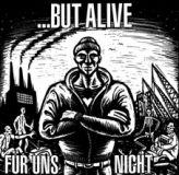But Alive (für uns nicht) - Aufnäher
