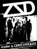 ZSD - Aufnäher