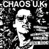 Chaos UK - Aufnäher