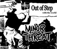 Minor Threat (out of step) -Aufnäher