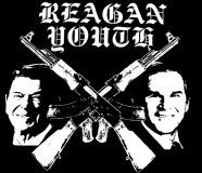 Reagan Youth - Guns - Aufnäher