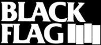 Black Flag (Logo) - Aufnäher