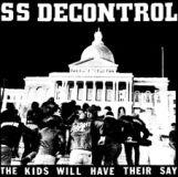 SS Decontrol (kids) - Aufnäher