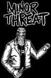 Minor Threat (Bottle) - Aufnäher