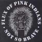 Flux of the Pink Indians - Not so Brave Lp