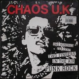 Chaos UK - 100% Two Fingers In The Air Punk Rock Lp