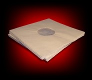 LP Innenhüllen weiss gefüttert (10 Stück)