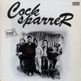Cock Sparrer - s/t Lp