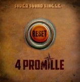 4 Promille - Reset CD