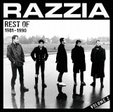 Razzia - Rest Of Vol. 2 1981-1990 + Bonussongs CD
