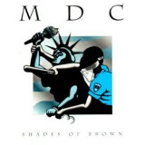 MDC - Shades Of Brown Lp (farbig)