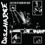 Discharge - Live At City Garden New Jersey Lp (farbig/LTEV)