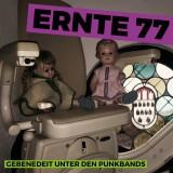 Ernte 77 - Gebenedeit unter den Punkbands Lp (farbig) + CD